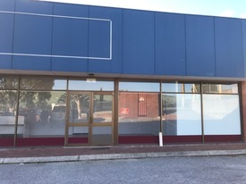 350sqm* Showroom With High Amount Of Parking