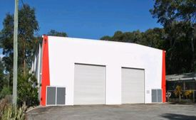 Large Warehouse On Busy Brisbane Road