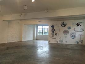 Creative Space In Iconic Warehouse