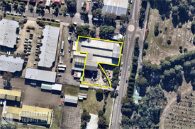Warehouse And Yard For Lease