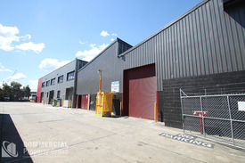 Industrial Warehouse - 780m2