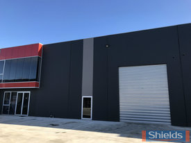 Sunshine West Industrial Office Warehouse Total Area 317m2