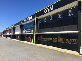Gym / Showroom Space - Available Now!