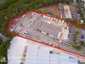 Approved Transport Terminal - 14,600m2 Site