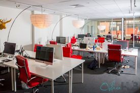 Creative Working Environment | Trendy Location | Brightly Lit