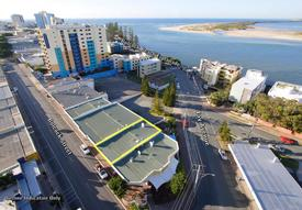 Office With Balcony And Water Views In Main Street Caloundra