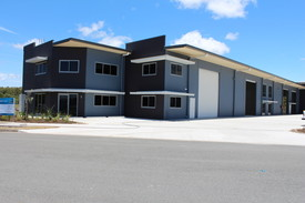 High Clearance Industrial Warehouse For Sale | Coolum Industrial Estat