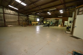 Affordable Office Warehouse With Secure Yard Available Now!