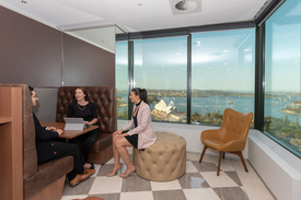 Private 5-person Office Located On Circular Quay