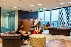 Situate Your Business In The Award-winning Deloitte Building, 2-person Private Office With Great Views