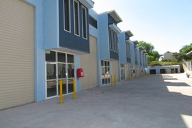 New Warehouse In Secure Complex