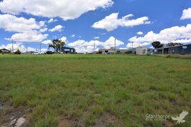 Stanthorpe – 1/2 Acre Industrial Land -  Fully Surveyed - Water - Power - Sewer In Place