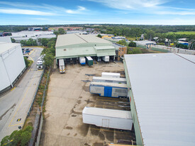 835sqm* - 3,648sqm* TRADECOAST DISTRIBUTION  STORAGE FACILITY