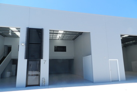 Stunning Brand New Industrial Unit
