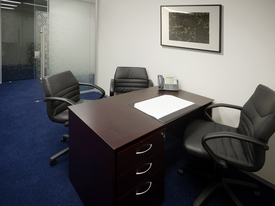A Prestigious Location Offices Available For 1 Person