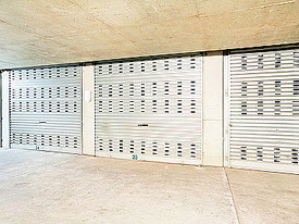 One Or Two Large Lock-up Security Garage - Call To Inspect On (02) 9552 4333