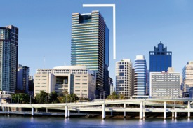 Modern 2 person office located in the heart of Brisbane CBD
