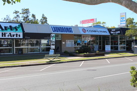 Brisbane Road High Exposure Ground Floor Shop For Lease