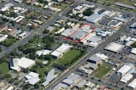 Prime Commercial Space In Mackay Cbd!
