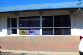 Vacant Office In Prime Location