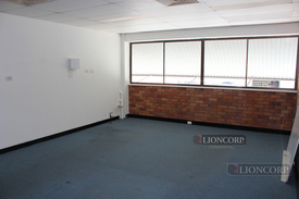 Open Plan Office With Reception
