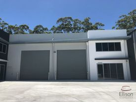 New Dual Roller Shutter Industrial Unit - 846 Sqm*