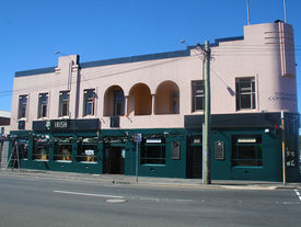 61hl - Iconic Launceston Hotel With 60% Return