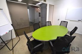 Abundance of natural light  Fully furnished  CoWorking