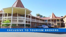 443ml - Big Bed & Breakfast Regional City Leasehold Motel!