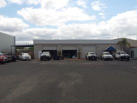 Industrial Warehouse Rockhampton Cbd