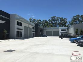 New Dual Roller Shutter Industrial Unit - 398 Sqm*
