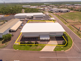 Well Presented Warehouse  Distribution Facility With Hardstand For Lease Or Sale