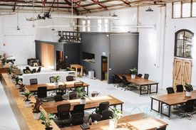 Contemporary office space  Quality furnishings  Great location