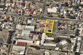 Large Parcel Of Industrial Land