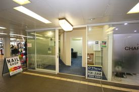 Retail/office Tenancy - Priced To Lease!