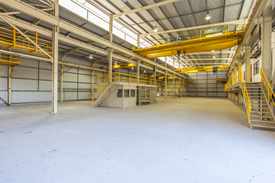 Dual Warehouse Facility Available