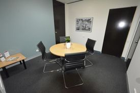 Fully Furnished | Dedicated Receptionist | Regular Cleaning