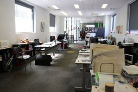 Spacious Office | Creative Working Environment | Transport Close By