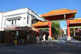 Prime Busy Location, Brisbane Chinatown Town Mall Restaurant For Lease