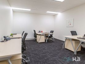 Recognised Building | Regular Cleaning | Dedicated Receptionist