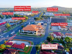 Sunnybank Golden Spot Office Showroom For Lease! 830m2 Land Size