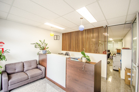 Fitted-out Office  | 79sqm + Storage + Parking