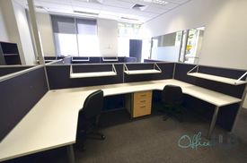 Central location  Quiet workspace  Close to public transport