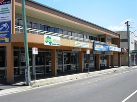Affordable First Floor Office Space For Lease | Nambour Cbd