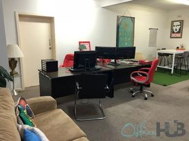 Cafes And Shops Nearby | Fitted And Furnished | Collaborative Space