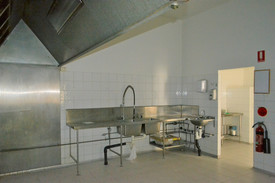 Commercial Kitchen Available - Suitable For A Catering Business!