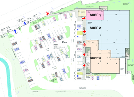 New Retail  Office Park
