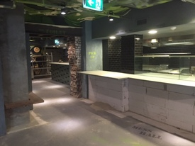 Prominent Bar - Cafe - Restaurant Space With Quality Fitout