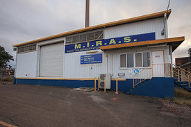 Industrial Size Shedding &office Block With 1 Bedroom Residence On Site.