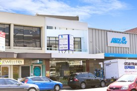 Neutral Bay Office For Lease! With Two Large Balcony\'s!